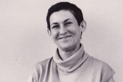 Portrait Jacqueline Schlup-Viguet